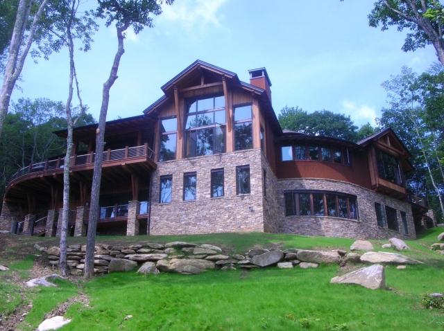 Enterline russell builders boone nc custom home builders for Banner elk home builders